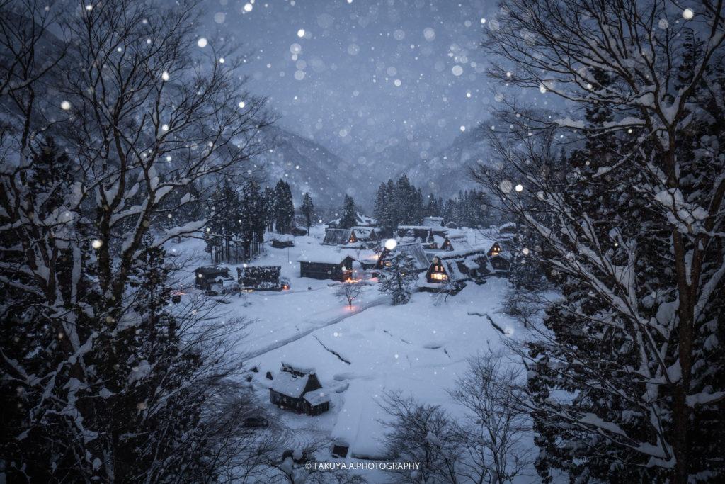富山県の絶景 相倉合掌造り集落 撮影スポット3