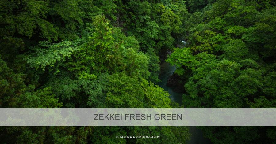 絶景まとめ 新緑の絶景スポット