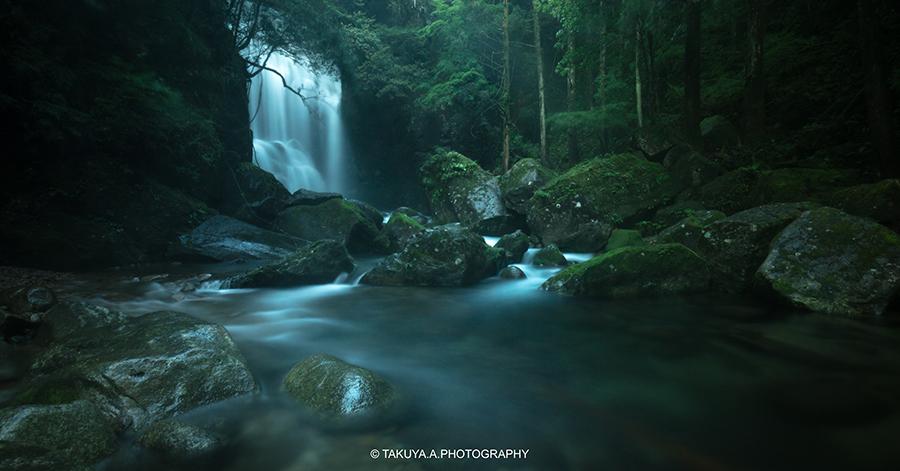 和歌山県の絶景 桑ノ木の滝